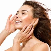 Gesichtsbehandlung Ausstrahlung | hautok und hautok cosmetics